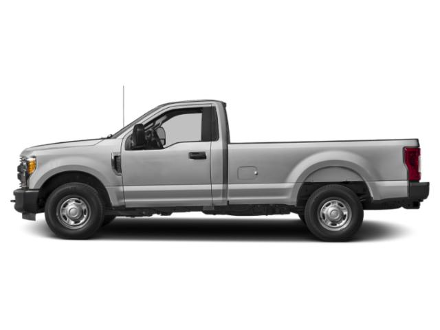 Ingot Silver Metallic 2019 Ford Super Duty F-350 SRW Pictures Super Duty F-350 SRW XL 2WD Reg Cab 8' Box photos side view