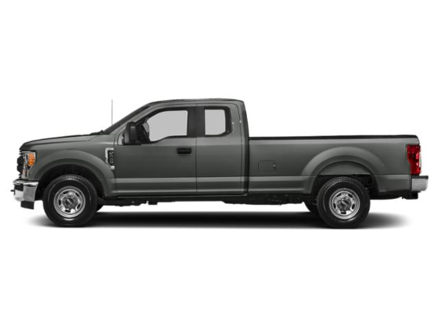 Magnetic Metallic 2019 Ford Super Duty F-350 SRW Pictures Super Duty F-350 SRW XL 4WD SuperCab 8' Box photos side view