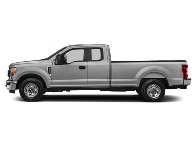 Ingot Silver Metallic 2019 Ford Super Duty F-350 SRW Pictures Super Duty F-350 SRW XL 4WD SuperCab 8' Box photos side view