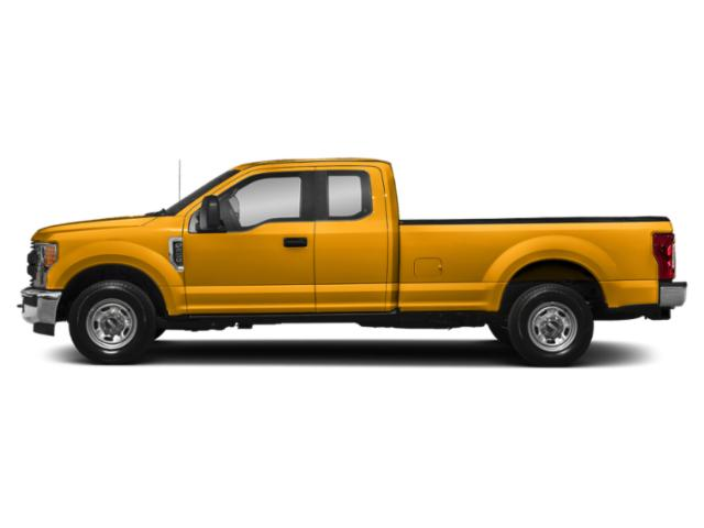 School Bus Yellow 2019 Ford Super Duty F-350 SRW Pictures Super Duty F-350 SRW XL 4WD SuperCab 8' Box photos side view