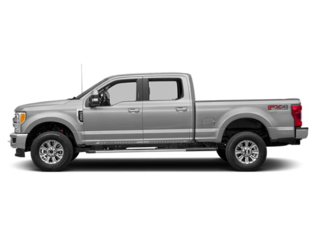 Ingot Silver Metallic 2019 Ford Super Duty F-350 SRW Pictures Super Duty F-350 SRW XLT 2WD Crew Cab 8' Box photos side view