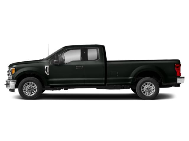Green Gem 2019 Ford Super Duty F-350 SRW Pictures Super Duty F-350 SRW XLT 4WD SuperCab 8' Box photos side view