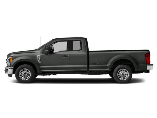 Magnetic Metallic 2019 Ford Super Duty F-350 SRW Pictures Super Duty F-350 SRW XLT 4WD SuperCab 8' Box photos side view
