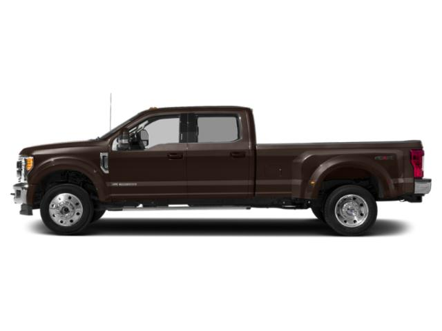 Magma Red Metallic 2019 Ford Super Duty F-450 DRW Pictures Super Duty F-450 DRW LARIAT 2WD Crew Cab 8' Box photos side view