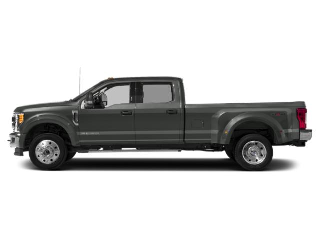 Magnetic Metallic 2019 Ford Super Duty F-450 DRW Pictures Super Duty F-450 DRW LARIAT 2WD Crew Cab 8' Box photos side view