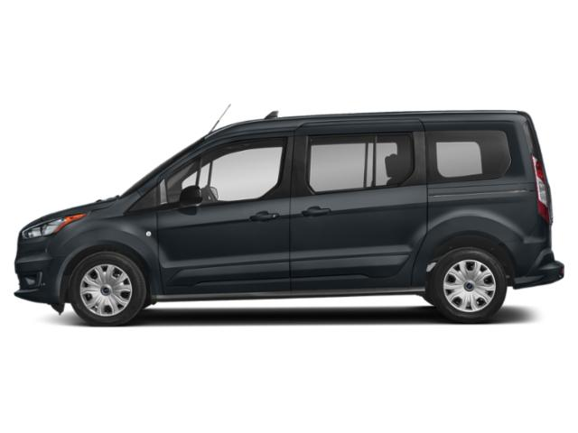 Guard Metallic 2019 Ford Transit Connect Wagon Pictures Transit Connect Wagon XLT LWB w/Rear Liftgate photos side view