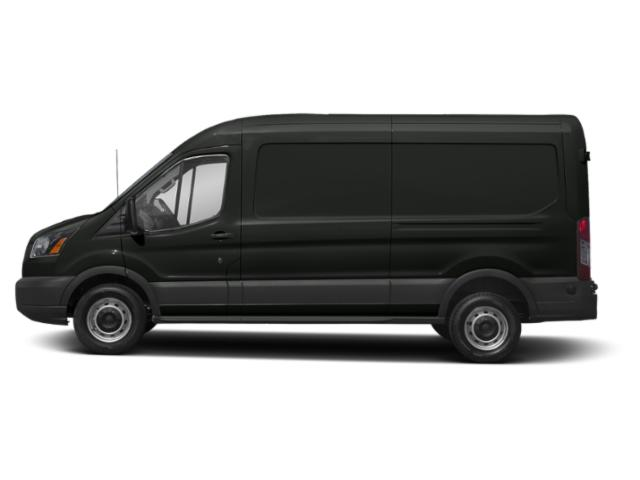 Magnetic Metallic 2019 Ford Transit Van Pictures Transit Van T-250 148 Med Rf 9000 GVWR Sliding RH Dr photos side view