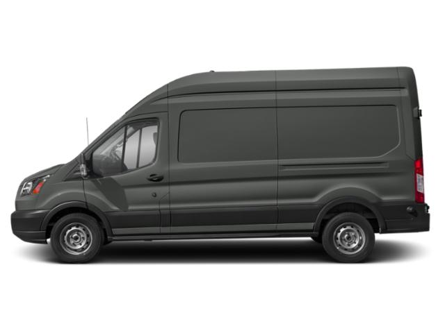Magnetic Metallic 2019 Ford Transit Van Pictures Transit Van T-250 148 Hi Rf 9000 GVWR Dual Dr photos side view