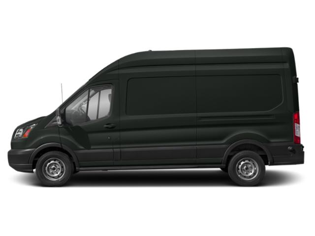 Green Gem Metallic 2019 Ford Transit Van Pictures Transit Van T-250 148 Hi Rf 9000 GVWR Dual Dr photos side view