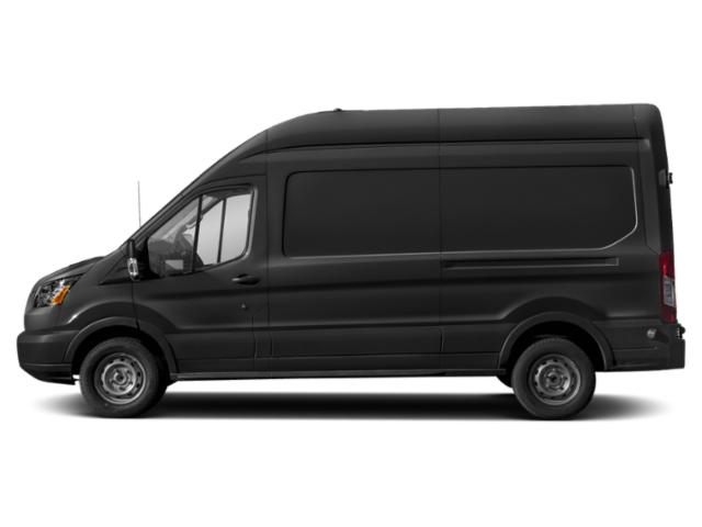 Magnetic Metallic 2019 Ford Transit Van Pictures Transit Van T-350 130 Med Rf 9500 GVWR Dual Dr photos side view