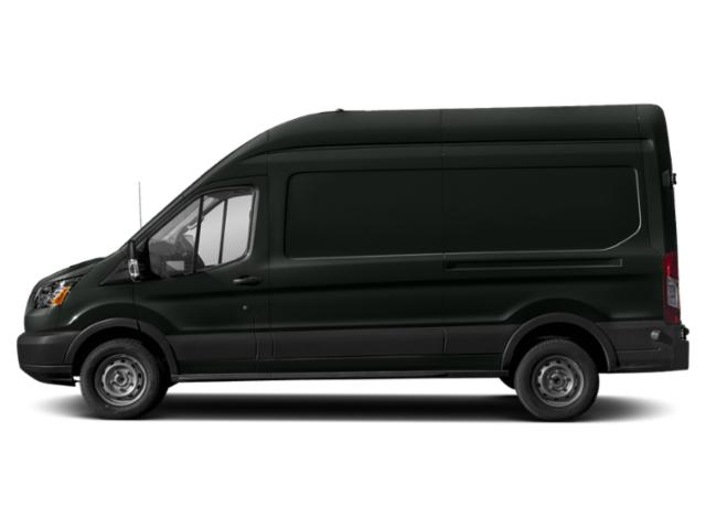 Green Gem Metallic 2019 Ford Transit Van Pictures Transit Van T-350 130 Med Rf 9500 GVWR Dual Dr photos side view