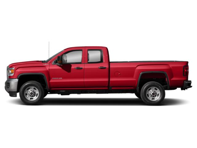 Cardinal Red 2019 GMC Sierra 2500HD Pictures Sierra 2500HD 2WD Double Cab 158.1 SLE photos side view