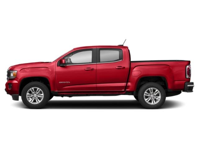 Cardinal Red 2019 GMC Canyon Pictures Canyon 4WD Crew Cab 128.3 SLE photos side view