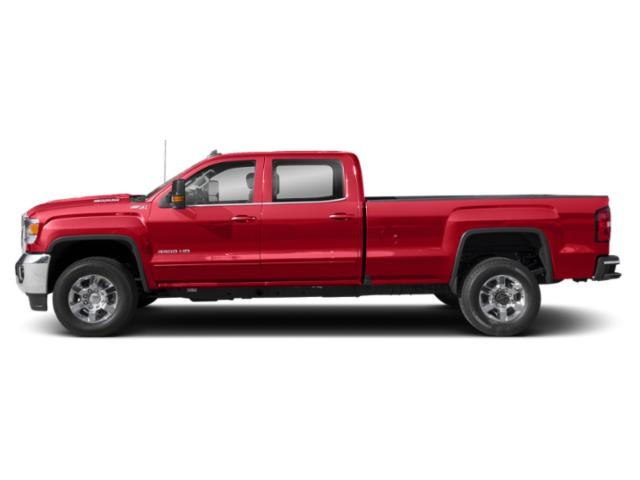 Cardinal Red 2019 GMC Sierra 3500HD Pictures Sierra 3500HD 2WD Crew Cab 167.7 SLE photos side view