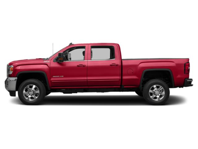 Cardinal Red 2019 GMC Sierra 3500HD Pictures Sierra 3500HD 4WD Crew Cab 167.7 photos side view