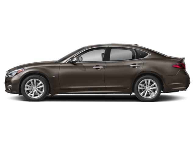 Chestnut Bronze 2019 INFINITI Q70 Pictures Q70 3.7 LUXE AWD photos side view