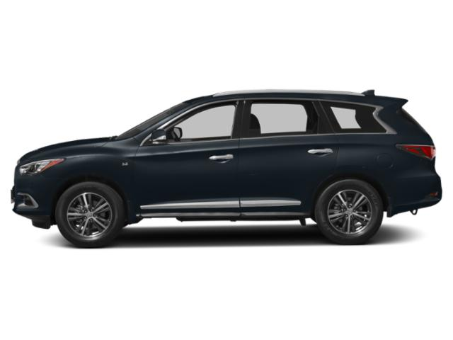 Hermosa Blue 2019 INFINITI QX60 Pictures QX60 LUXE FWD photos side view