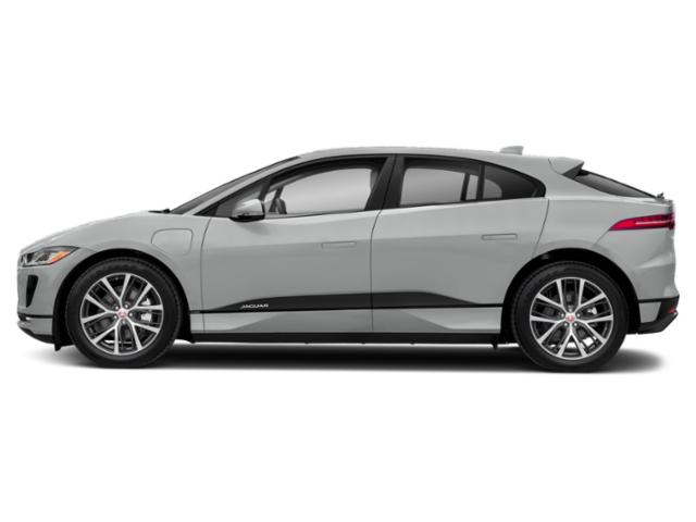 Rhodium Silver Metallic 2019 Jaguar I-PACE Pictures I-PACE S AWD photos side view