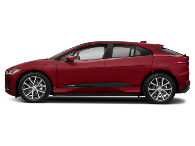 Firenze Red 2019 Jaguar I-PACE Pictures I-PACE S AWD photos side view