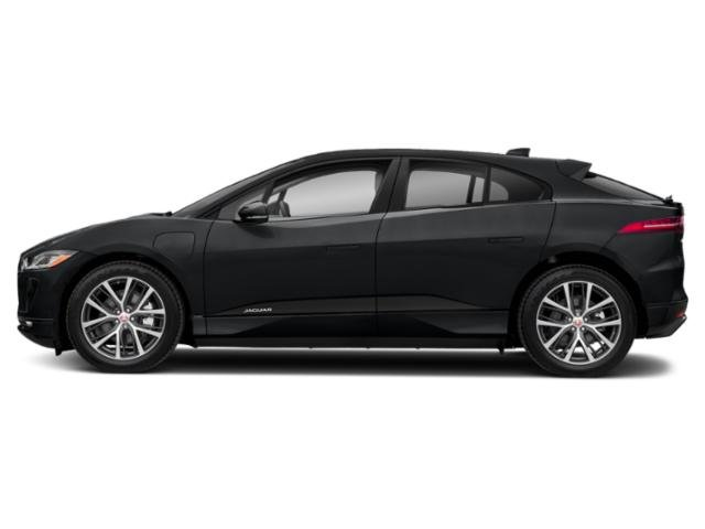 Ultimate Black Metallic 2019 Jaguar I-PACE Pictures I-PACE S AWD photos side view
