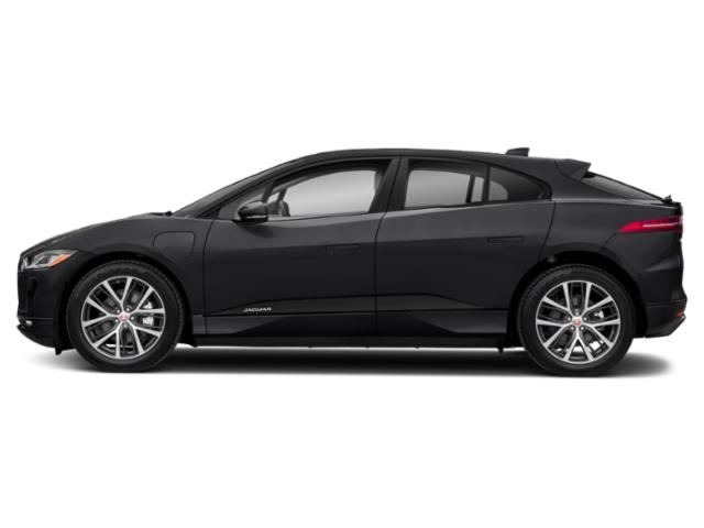Narvik Black 2019 Jaguar I-PACE Pictures I-PACE SE AWD photos side view