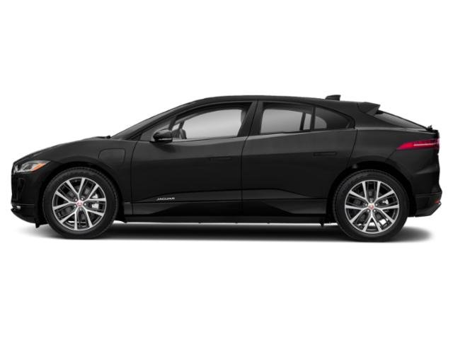Cosmic Black 2019 Jaguar I-PACE Pictures I-PACE S AWD photos side view