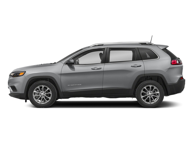 Billet Silver Metallic Clearcoat 2019 Jeep Cherokee Pictures Cherokee Latitude Plus FWD photos side view