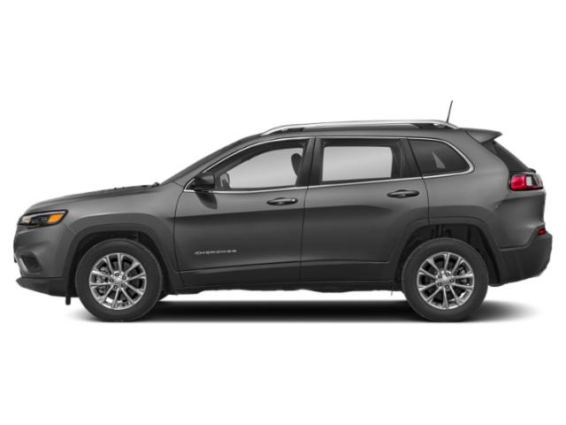 Sting-Gray Clearcoat 2019 Jeep Cherokee Pictures Cherokee Latitude Plus FWD photos side view