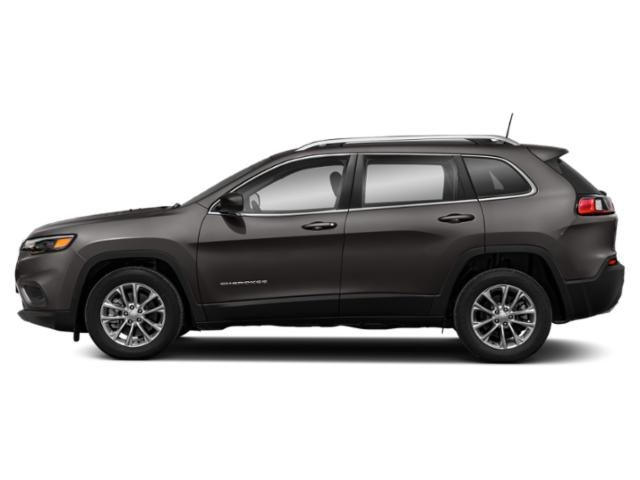 Granite Crystal Metallic Clearcoat 2019 Jeep Cherokee Pictures Cherokee Altitude 4x4 photos side view