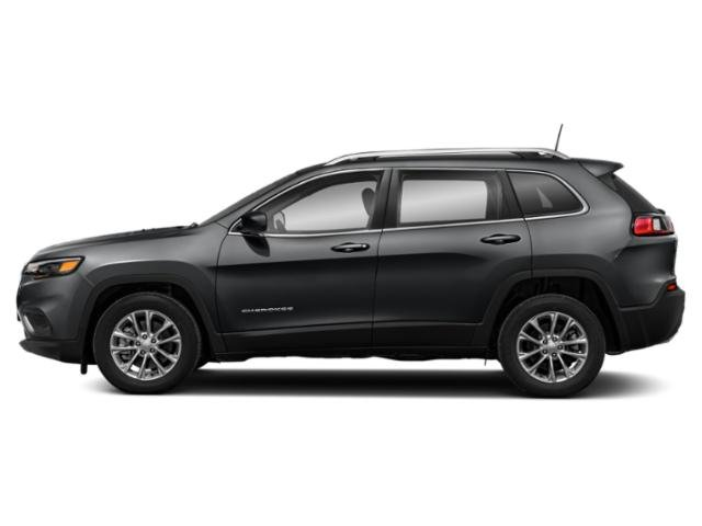 Sting-Gray Clearcoat 2019 Jeep Cherokee Pictures Cherokee Altitude 4x4 photos side view