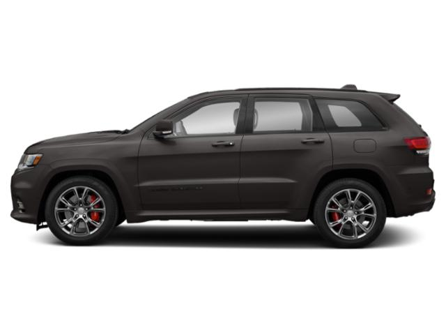 Granite Crystal Metallic Clearcoat 2019 Jeep Grand Cherokee Pictures Grand Cherokee SRT 4x4 photos side view