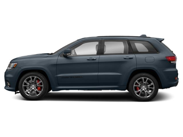 Slate Blue Pearlcoat 2019 Jeep Grand Cherokee Pictures Grand Cherokee SRT 4x4 photos side view
