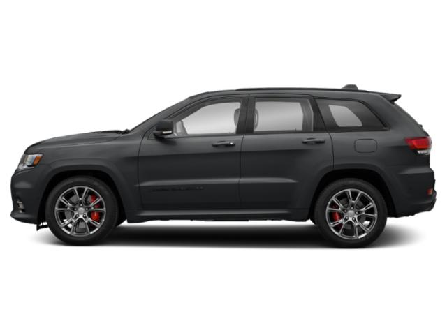 Sting-Gray Clearcoat 2019 Jeep Grand Cherokee Pictures Grand Cherokee SRT 4x4 photos side view