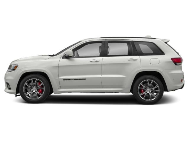 Ivory 3-Coat 2019 Jeep Grand Cherokee Pictures Grand Cherokee Trackhawk 4x4 photos side view