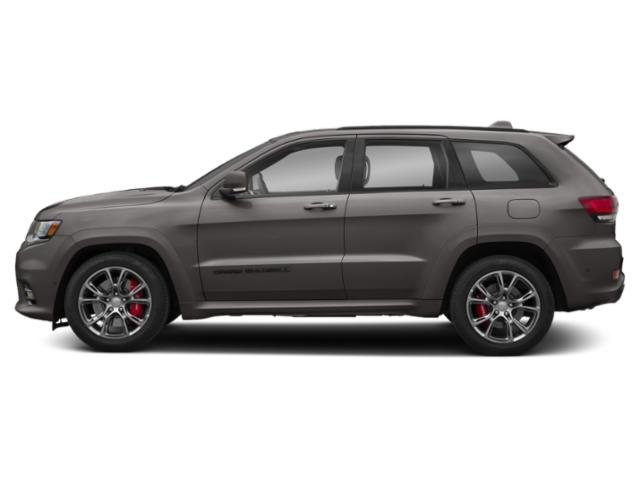 Granite Crystal Metallic Clearcoat 2019 Jeep Grand Cherokee Pictures Grand Cherokee Trackhawk 4x4 photos side view