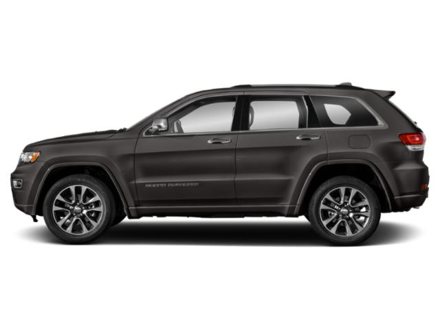Granite Crystal Metallic Clearcoat 2019 Jeep Grand Cherokee Pictures Grand Cherokee Overland 4x2 photos side view