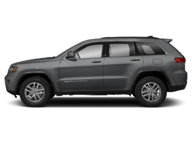 Billet Silver Metallic Clearcoat 2019 Jeep Grand Cherokee Pictures Grand Cherokee Trackhawk 4x4 photos side view