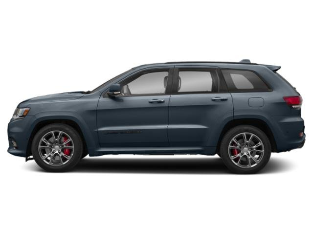 Slate Blue Pearlcoat 2019 Jeep Grand Cherokee Pictures Grand Cherokee Trackhawk 4x4 photos side view