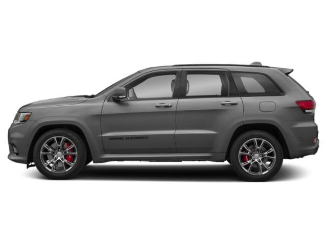 Sting-Gray Clearcoat 2019 Jeep Grand Cherokee Pictures Grand Cherokee Trackhawk 4x4 photos side view