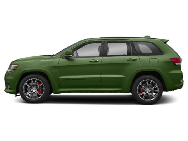 Green Metallic Clearcoat 2019 Jeep Grand Cherokee Pictures Grand Cherokee Trackhawk 4x4 photos side view