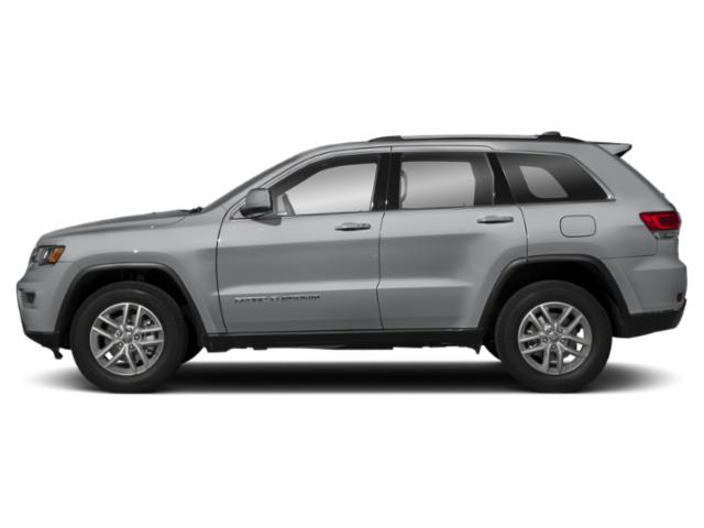 Billet Silver Metallic Clearcoat 2019 Jeep Grand Cherokee Pictures Grand Cherokee Altitude 4x4 photos side view
