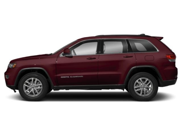 Velvet Red Pearlcoat 2019 Jeep Grand Cherokee Pictures Grand Cherokee Laredo E 4x4 photos side view