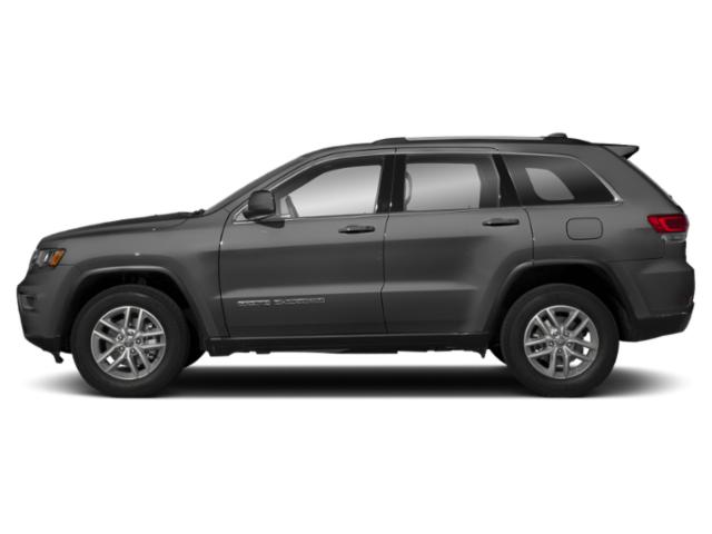 Sting-Gray Clearcoat 2019 Jeep Grand Cherokee Pictures Grand Cherokee Altitude 4x4 photos side view