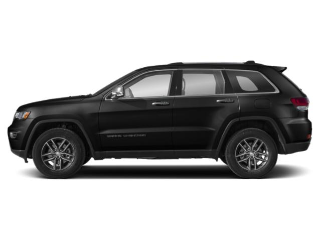 Diamond Black Crystal Pearlcoat 2019 Jeep Grand Cherokee Pictures Grand Cherokee Limited X 4x2 photos side view