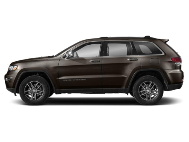 Walnut Brown Metallic Clearcoat 2019 Jeep Grand Cherokee Pictures Grand Cherokee Limited 4x2 photos side view