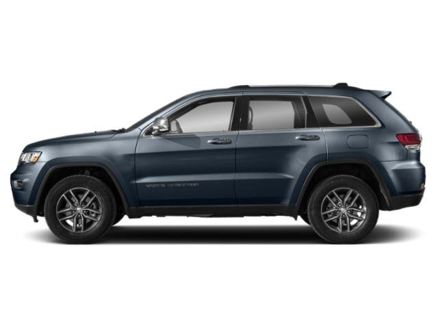 Slate Blue Pearlcoat 2019 Jeep Grand Cherokee Pictures Grand Cherokee Limited 4x2 photos side view