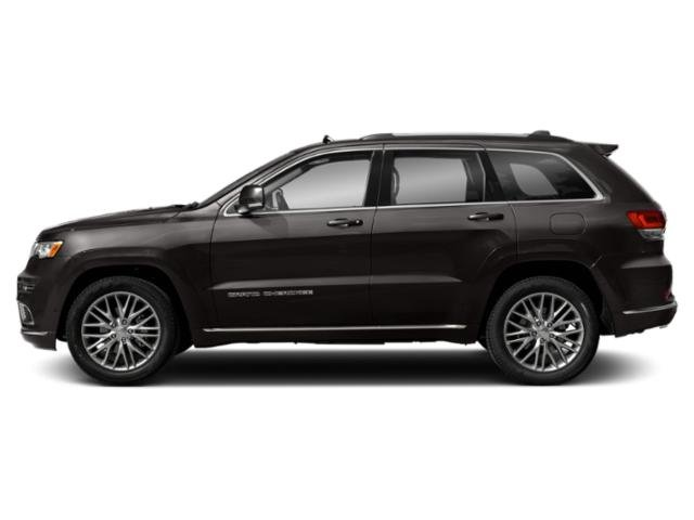 Granite Crystal Metallic Clearcoat 2019 Jeep Grand Cherokee Pictures Grand Cherokee Summit 4x4 photos side view