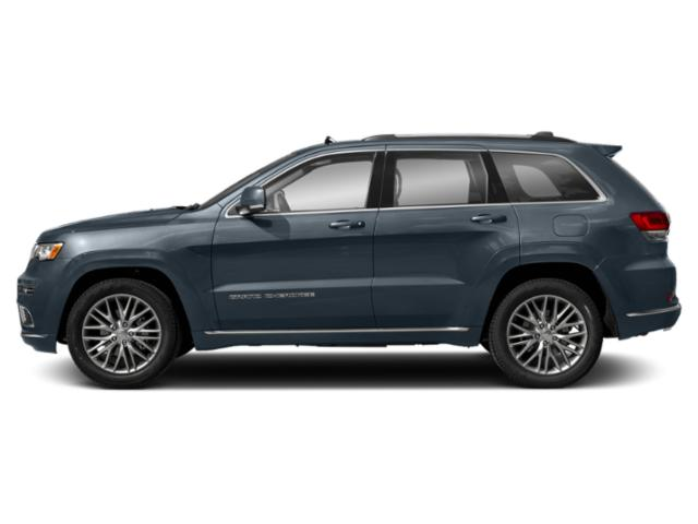 Slate Blue Pearlcoat 2019 Jeep Grand Cherokee Pictures Grand Cherokee Summit 4x2 photos side view