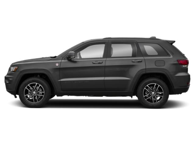 Sting-Gray Clearcoat 2019 Jeep Grand Cherokee Pictures Grand Cherokee Trailhawk 4x4 photos side view