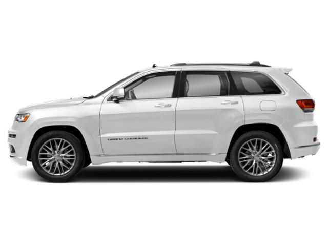 Ivory 3-Coat 2019 Jeep Grand Cherokee Pictures Grand Cherokee Summit 4x4 photos side view